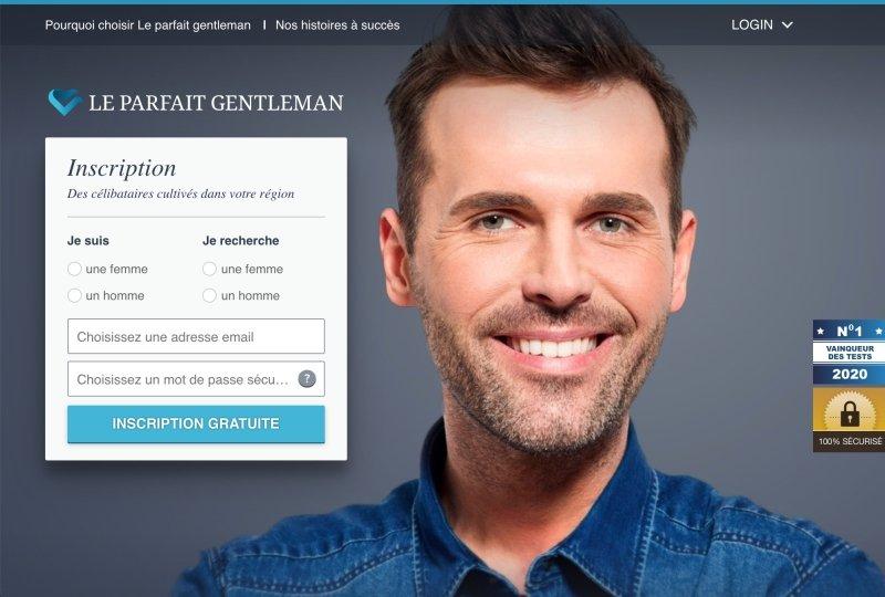 Le Parfait Gentleman : notre avis du site de rencontres pour célibataires instruits