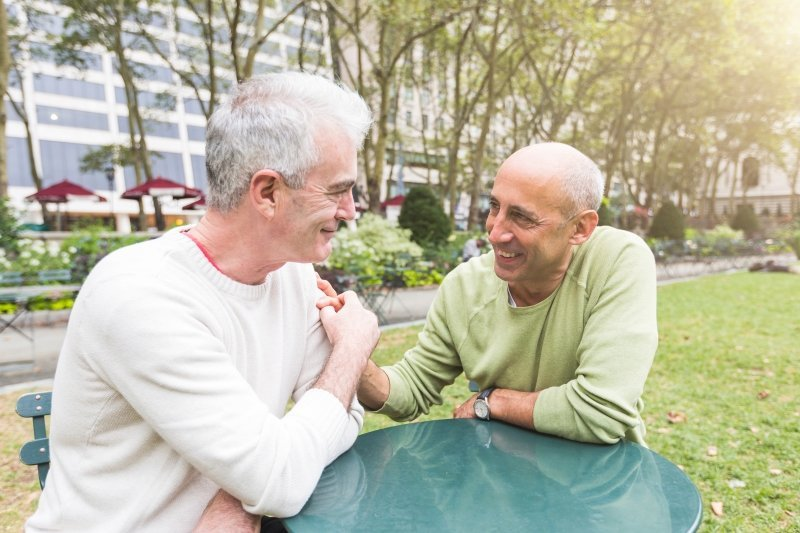 Comment rencontrer quand on est senior et gay ?